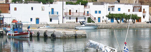 The White Houses, Makrigialos, Crete